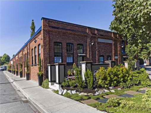 The Redstone Victoria BC - Building exterior!