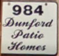 Dunford Patio Homes 984 Dunford V9B 2S3