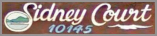 Sidney Court 10145 Third V8L 3B5