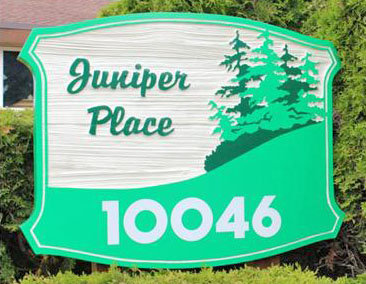 Juniper Place 10046 Fifth V8L 2X9