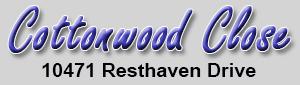 Cottonwood Close 10471 Resthaven V8L 3H6