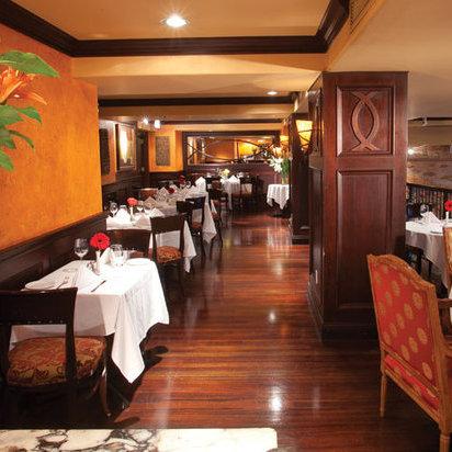 Hotel Restaurant!