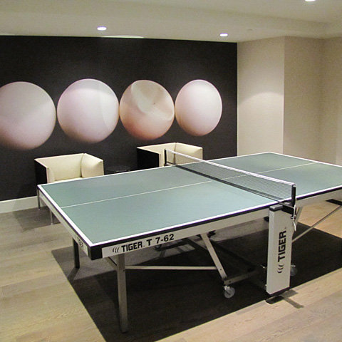 Table Tennis!