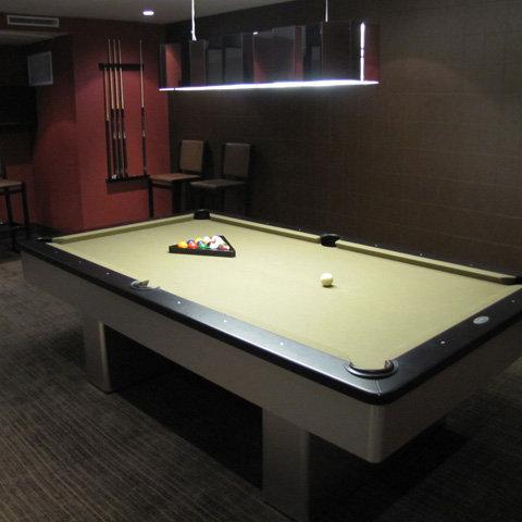 Pool Room!