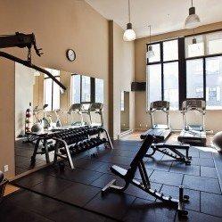 Fitness Center!