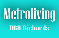 Metroliving 1168 RICHARDS V6B 3E6