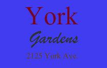York Gardens 2125 YORK V6K 1C4