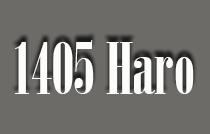 1405 Haro 1405 HARO V6G 1G2