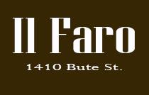 Il Faro 1410 BUTE V6E 2A7