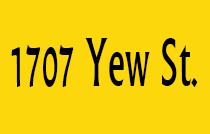 1707 Yew 1707 YEW V6K 3E8