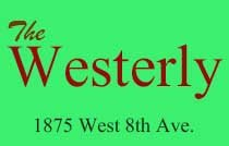 The Westerly 1875 8TH V6J 1V9
