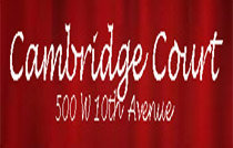 Cambridge Court 500 10TH V5Z 4P1