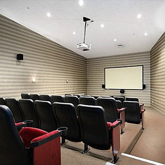 Movie Screening Room!