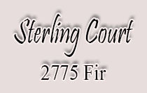 Sterling Court 2775 FIR V6J 3C2