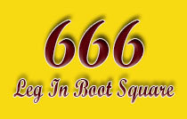 Leg In Boot Square 666 LEG IN BOOT V5Z 4B3