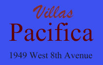 Villas Pacifica 1949 8TH V6J 1W2