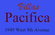 Villas Pacifica 1949 8TH V6J 1W2