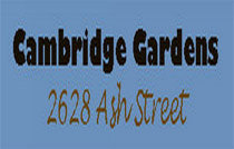 Cambridge Gardens 2628 ASH V5Z 4L2