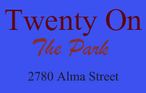 Twenty On The Park 2780 ALMA V6R 3S4