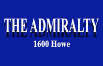 The Admiralty 1600 HOWE V6Z 2L9