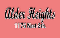 Alder Heights 1176 6TH V6H 1A4