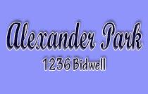 Alexander Park 1236 BIDWELL V6G 2K9