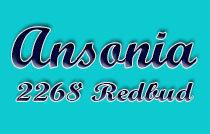 Ansonia 2268 REDBUD V6K 4S6