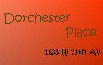 Dorchester Place 1633 11TH V6J 2B8