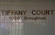 Tiffany Court 1050 BROUGHTON V6G 2A6