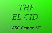 El Cid 1850 COMOX V6G 1R3