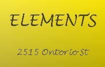 Elements 2515 ONTARIO V5T 4V4