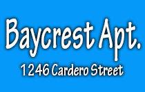 Baycrest Apts 1246 CARDERO V6G 2J1