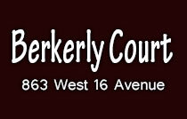 Berkerly Court 863 16TH V5Z 1S9