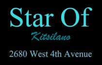 Star Of Kitsilano 2680 4TH V6K 1P7
