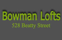 Bowman Lofts 528 BEATTY V6B 2L3
