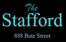 The Stafford 888 BUTE V6E 1Y5
