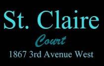 St. Claire Court 1867 3RD V6J 1K9
