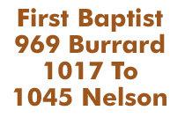 First Baptist 1019 Nelson V6E 1J1