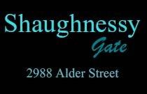 Shaughnessy Gate 2988 ALDER V6H 4C3