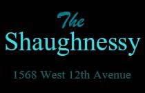 The Shaughnessy 1568 12TH V6J 2E1