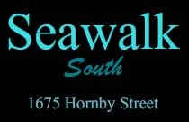 Seawalk South 1675 HORNBY V6Z 2M3