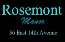 Rosemont Manor 36 14TH V5T 4C9
