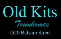 Old Kits Townhomes 1620 BALSAM V6K 3M1
