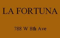 La Fortuna 788 8TH V5Z 1E1
