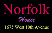 Norfolk House 1675 10TH V6J 2A2