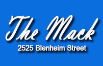 The Mack 2525 BLENHEIM V6K 4W6