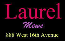 Laurel Mews 888 16TH V5Z 1T1