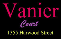 Vanier Court 1355 HARWOOD V6E 3W3