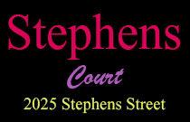 Stephens Court 2025 STEPHENS V6K 3W2