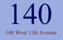 140 West 11th Ave 140 11TH V5Y 1S7
